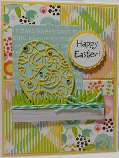 Live, Love & Stamp: Easter Cards x 2!