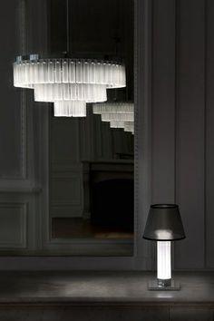 Orgue, by Andrée Putman for Lalique