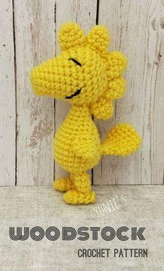 Fee Crochet Pattern Woodstock