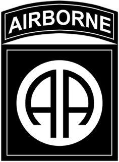 82nd Airborne Insignia