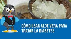 Cómo Usar Aloe Vera Para Tratar La Diabetes