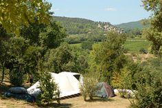 Camping la vallee verte. ziet er super uit. wel prijzig.