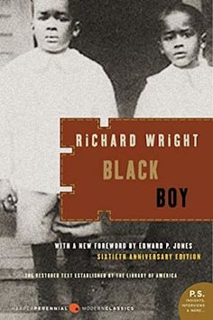Télécharger ou Lire en Ligne Black Boy Livre Gratuit (PDF ePub - Richard Wright, Richard Wright's powerful account of his journey from innocence to experience in the Jim Crow South. Black Boy Book, Black Boys, Black Women, Non Fiction, Library Of America, Black History Books, Black Authors, Jim Crow, Thing 1