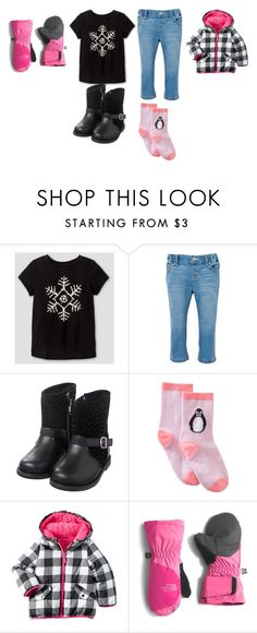 """""""Adalynn's Outfit"""" by malaysiasmith21 on Polyvore featuring interior, interiors, interior design, home, home decor, interior decorating, The North Face and cold"""