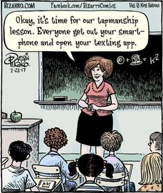 Bizarro done this work as much professional as you think. Here we share 35 Teacher Comics That Expressing The Teacher Life's collected from Bizarro. Funny Cartoon Pictures, Cartoon Jokes, Funny Cartoons, Funny Photos, Minion Jokes, Cartoon People, Teacher Comics, Teacher Memes, Fun Comics