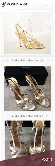 Dolce and gabbana heels Perfect condition Only trading at HauteTrader Dolce & Gabbana Shoes Heels