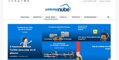 Blog Publicidad en la Nube; Marketing, Publicidad, Social Media, autor Carlos Miñana