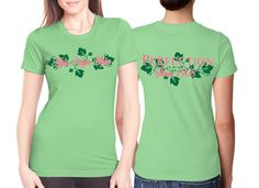 "Sorority Recruitment ""Perfection"" Design  #Greek #Sorority #Clothing #Recruitment #Rush #BidDay #AKA #AlphaKappaAlpha"