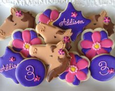Soccer Sugar Cookie Collection by NotBettyCookies on Etsy