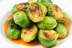 Brussels Sprouts with Sriracha Honey and Lime by fromdahliastodoxies: Yum! #Brussel_Sprouts #Sriracha