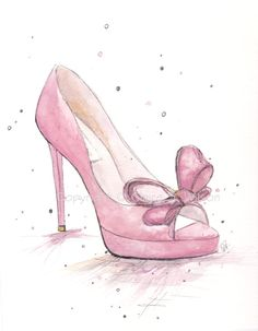 Valentino Couture  Art Print 8x10 by claireswilson on Etsy, $25.00