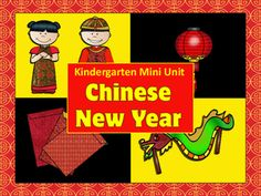 This product includes two read alouds, a list of books on Chinese New Year, two crafts, a math center on counting coins, a write the room activity and a reader as well as a coloring sheet.  While this product is designed for kindergarten, it can be used in a PreK and 1 classroom.