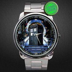 Doctor Who Edition Time Warp Tardis Atlantis by jokotingkir, $14.00