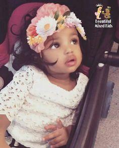 Kimora - 16 Months • African American & Italian ❤