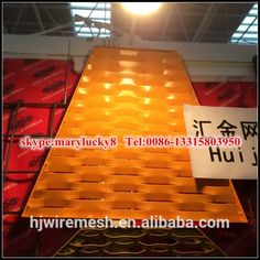 Anodized Aluminum Expanded Metal Mesh wall panels