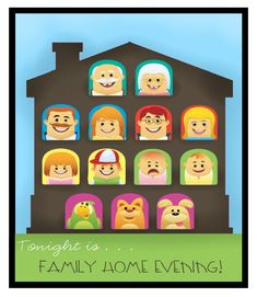 Safety & Preparedness Family Home Evening - Be Prepared!