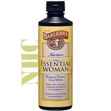 Essential Woman, 12 Oz, Barleans Organic Oils