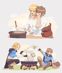 Twitter Gif Pictures, Cute Pictures, Fanarts Anime, Manga Anime, Botw Zelda, What Is Cute, Armas Ninja, Mario, Legend Of Zelda Breath