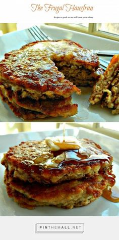 Scottish Oatcakes Oatmeal Pancakes So healthy wholesome and easy The exterior is crispy the inside fluffy and creamy Start the night before set out everything you need. What's For Breakfast, Breakfast Dishes, Breakfast Recipes, Scottish Recipes, Irish Recipes, Scottish Dishes, Good Food, Yummy Food, Snack