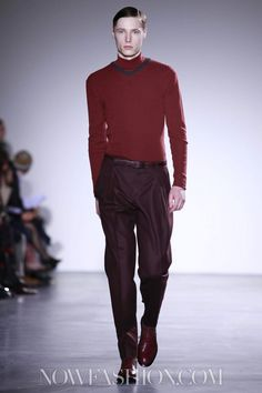 Wooyoungmi Menswear Fall Winter 2013 Paris