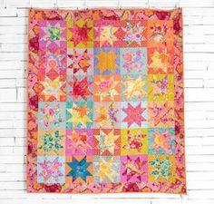 Sunshine Stars Quilt Kit
