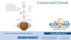 Audífonos Medicados en Lima AUDIOMAX. www.audiomax.com.pe/