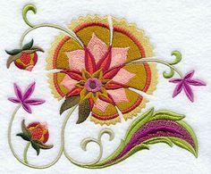 gorgeous jacobean patterns