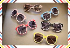 Magic Stripes Sunglasses||Color Me WHIMSY