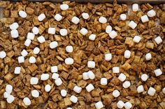 Better than Sex Chex Mix really ups the game with added caramel, peanut butter cups, marshmallows, and more chocolate. Whatever you call it, it's wonderful. Christmas Trash Recipe, Christmas Snacks, Halloween Snacks, Chex Mix Recipes, Dog Food Recipes, Snack Recipes, Cooking Recipes, Dessert Recipes, Homemade Peanut Butter Cookies