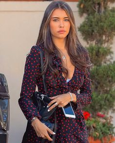 Madison Beer Enjoy Shopping at Gucci Store in Beverly Hills Estilo Madison Beer, Madison Beer Style, Madison Beer Outfits, Madison Beer Hair, Maddison Beer, Fashion Outfits, Womens Fashion, Celebrity Style, Cute Outfits
