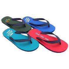 a1784d7a242551 Customized Chromatic Flip Flops   Custom Unisex Slippers