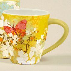 LANG 2121010 Saffron Butterfly Cafe Mug Lang http://www.amazon.com/dp/B00CDOQVOA/ref=cm_sw_r_pi_dp_IPymub0WXTG35