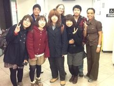 DrV hosting a group of Japanese (Education Majors) students on campus. All the way from Tokyo. Education Major, All The Way, Tokyo, Students, Japanese, Group, Learning, Japanese Language, Tokyo Japan