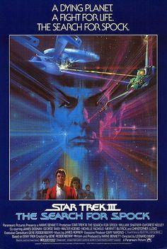 """Una gran secuela de la saga Star Trek, muy interesante, intensa, dramática y oscura... pero tiene el problema que sigue a """"la ira""""... y su sombra es alargada...."""