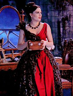 Regina Mills Evil Queen dress from 5.12
