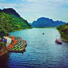 The beauty of Vietnam is waiting to be discovered. Photo courtesy of monoubani on Instagram.