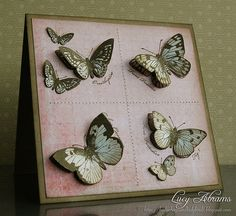 Simple Butterflies by Lucy