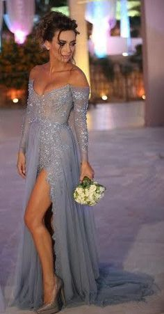 Sexy Long Evening Dress, 2015 Bridesmaid Dresses, Prom Dress 2015.