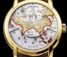 Vacheron Constantin 'Metiers d'Art Tribute to Great Explorers' Watches Channel