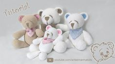Watch This Video Incredible Crochet a Bear Ideas. Cutest Crochet a Bear Ideas. Crochet Easter, Crochet Bear, Love Crochet, Crochet Animals, Crochet Dolls, Amigurumi Tutorial, Amigurumi Patterns, Amigurumi Doll, Crochet Patterns
