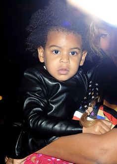 Beyoncé, Jay-Z & Blue Ivy in Paris, France October 7th, 2014
