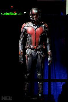 Antman #Marvel #cosplay at D23 | by nelsonseralbo78