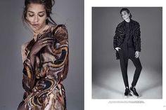 Ana Beatriz Barros by Sy-Delorme for Harper's Bazaar Kazakhstan November 2014 1