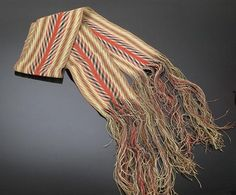 HURON ASSUMPTION SASH Native American Clothing, Native American Crafts, American Indian Art, Inkle Weaving, Tablet Weaving, Finger Weaving, War Bonnet, Fur Trade, Indian Fabric