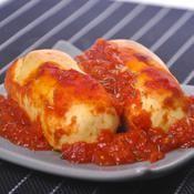 Recette quenelles à la sauce tomate