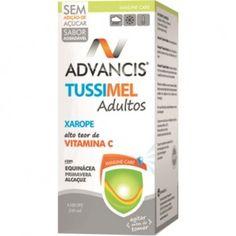 Advancis Tussimel Adultos é um xarope indicado para a tosse por irritação das vias respiratórias e também para tosse associada a constipações ou estados gripais.