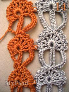 MyPicot Клуб | Вязание крючком и вязание