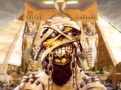 Iron Maiden - Powerslave [Full Album] (All Bonus Track) HD