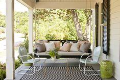I love porches.