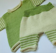 Ravelry: Hannah's Baby pattern by Jane Terzza
